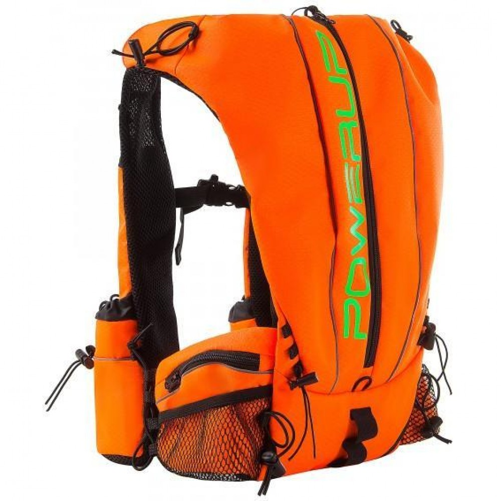 Беговой рюкзак  POWERUP MOUNTAIN ULTRA RACE 10 L ORANGE